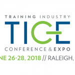 We're a Platinum Sponsor of TICE2018!